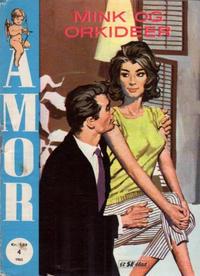 Cover Thumbnail for Amor (Serieforlaget / Se-Bladene / Stabenfeldt, 1961 series) #4/1963