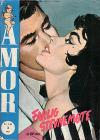 Cover Thumbnail for Amor (Serieforlaget / Se-Bladene / Stabenfeldt, 1961 series) #3/1963