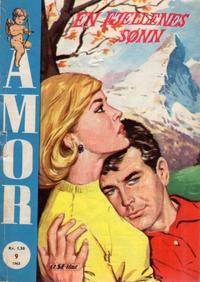 Cover Thumbnail for Amor (Serieforlaget / Se-Bladene / Stabenfeldt, 1961 series) #9/1963