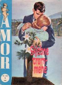 Cover Thumbnail for Amor (Serieforlaget / Se-Bladene / Stabenfeldt, 1961 series) #1/1963