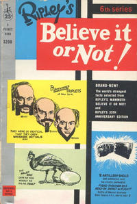 Cover Thumbnail for Ripley's Believe It or Not! (Pocket Books, 1941 series) #6
