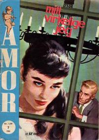 Cover Thumbnail for Amor (Serieforlaget / Se-Bladene / Stabenfeldt, 1961 series) #7/1963