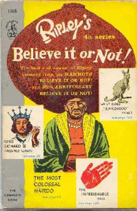 Cover Thumbnail for Ripley's Believe It or Not! (Pocket Books, 1941 series) #4 [1st Print]