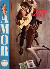 Cover Thumbnail for Amor (Serieforlaget / Se-Bladene / Stabenfeldt, 1961 series) #11/1963