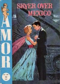 Cover Thumbnail for Amor (Serieforlaget / Se-Bladene / Stabenfeldt, 1961 series) #12/1963