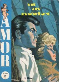 Cover Thumbnail for Amor (Serieforlaget / Se-Bladene / Stabenfeldt, 1961 series) #20/1963