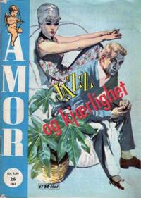 Cover Thumbnail for Amor (Serieforlaget / Se-Bladene / Stabenfeldt, 1961 series) #26/1963