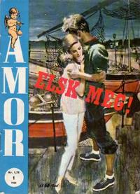 Cover Thumbnail for Amor (Serieforlaget / Se-Bladene / Stabenfeldt, 1961 series) #1/1964