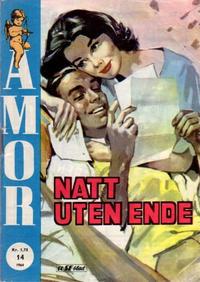 Cover Thumbnail for Amor (Serieforlaget / Se-Bladene / Stabenfeldt, 1961 series) #14/1964