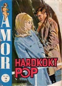 Cover Thumbnail for Amor (Serieforlaget / Se-Bladene / Stabenfeldt, 1961 series) #16/1964