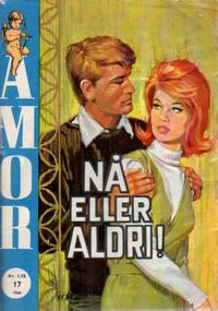 Cover Thumbnail for Amor (Serieforlaget / Se-Bladene / Stabenfeldt, 1961 series) #17/1964