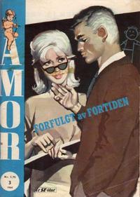 Cover Thumbnail for Amor (Serieforlaget / Se-Bladene / Stabenfeldt, 1961 series) #3/1964