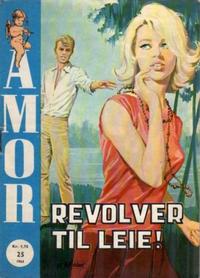 Cover Thumbnail for Amor (Serieforlaget / Se-Bladene / Stabenfeldt, 1961 series) #25/1964