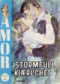 Cover Thumbnail for Amor (Serieforlaget / Se-Bladene / Stabenfeldt, 1961 series) #1/1965