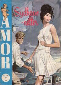 Cover Thumbnail for Amor (Serieforlaget / Se-Bladene / Stabenfeldt, 1961 series) #7/1964