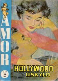 Cover Thumbnail for Amor (Serieforlaget / Se-Bladene / Stabenfeldt, 1961 series) #16/1965