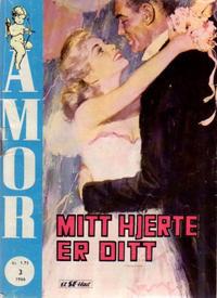 Cover Thumbnail for Amor (Serieforlaget / Se-Bladene / Stabenfeldt, 1961 series) #3/1966