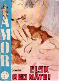 Cover Thumbnail for Amor (Serieforlaget / Se-Bladene / Stabenfeldt, 1961 series) #7/1966