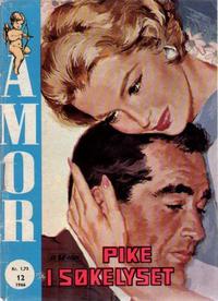 Cover Thumbnail for Amor (Serieforlaget / Se-Bladene / Stabenfeldt, 1961 series) #12/1966