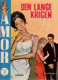 Cover Thumbnail for Amor (Serieforlaget / Se-Bladene / Stabenfeldt, 1961 series) #13/1964