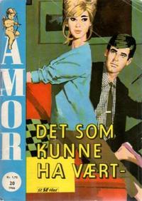 Cover Thumbnail for Amor (Serieforlaget / Se-Bladene / Stabenfeldt, 1961 series) #20/1966