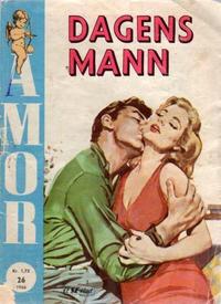 Cover Thumbnail for Amor (Serieforlaget / Se-Bladene / Stabenfeldt, 1961 series) #26/1966