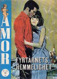Cover Thumbnail for Amor (Serieforlaget / Se-Bladene / Stabenfeldt, 1961 series) #19/1964