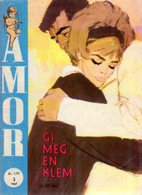 Cover Thumbnail for Amor (Serieforlaget / Se-Bladene / Stabenfeldt, 1961 series) #3/1967