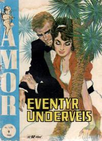 Cover Thumbnail for Amor (Serieforlaget / Se-Bladene / Stabenfeldt, 1961 series) #9/1965
