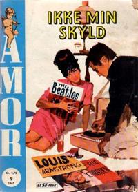 Cover Thumbnail for Amor (Serieforlaget / Se-Bladene / Stabenfeldt, 1961 series) #9/1967