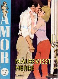 Cover Thumbnail for Amor (Serieforlaget / Se-Bladene / Stabenfeldt, 1961 series) #14/1967
