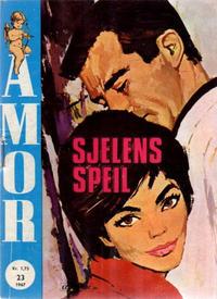 Cover Thumbnail for Amor (Serieforlaget / Se-Bladene / Stabenfeldt, 1961 series) #23/1967