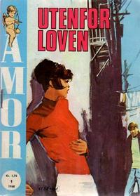Cover Thumbnail for Amor (Serieforlaget / Se-Bladene / Stabenfeldt, 1961 series) #1/1968