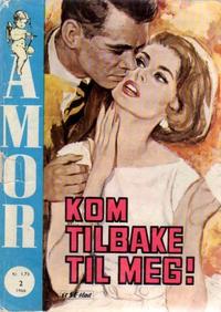 Cover Thumbnail for Amor (Serieforlaget / Se-Bladene / Stabenfeldt, 1961 series) #2/1966