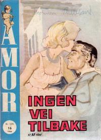 Cover Thumbnail for Amor (Serieforlaget / Se-Bladene / Stabenfeldt, 1961 series) #16/1966