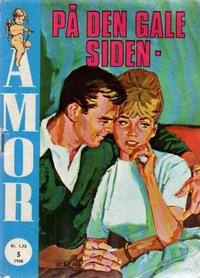 Cover Thumbnail for Amor (Serieforlaget / Se-Bladene / Stabenfeldt, 1961 series) #5/1968