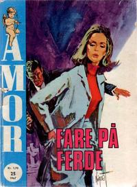 Cover Thumbnail for Amor (Serieforlaget / Se-Bladene / Stabenfeldt, 1961 series) #25/1967
