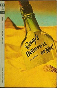 Cover Thumbnail for Ripley's Believe It or Not! (Pocket Books, 1941 series) #9