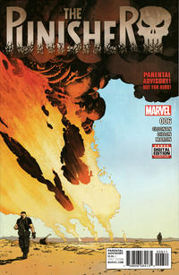 Cover Thumbnail for The Punisher (Marvel, 2016 series) #6 [Declan Shalvey Cover]