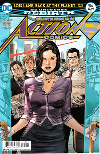 Cover Thumbnail for Action Comics (DC, 2011 series) #965