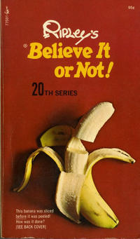 Cover Thumbnail for Ripley's Believe It or Not! (Pocket Books, 1941 series) #20