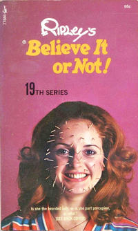 Cover Thumbnail for Ripley's Believe It or Not! (Pocket Books, 1941 series) #19