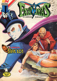 Cover Thumbnail for Fantomas (Editorial Novaro, 1969 series) #541
