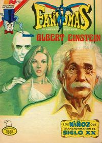 Cover Thumbnail for Fantomas (Editorial Novaro, 1969 series) #547