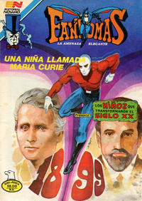 Cover Thumbnail for Fantomas (Editorial Novaro, 1969 series) #548
