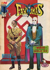 Cover Thumbnail for Fantomas (Editorial Novaro, 1969 series) #553