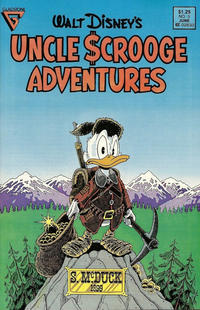 Cover Thumbnail for Walt Disney's Uncle Scrooge Adventures (Gladstone, 1987 series) #5 [Canadian]