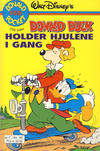 Cover Thumbnail for Donald Pocket (1968 series) #169 - Donald Duck holder hjulene i gang [1. opplag]