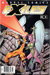 Cover for Exiles (Marvel, 2001 series) #4 [Newsstand]