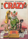 Cover for Crazy Magazine (Marvel, 1973 series) #94 [Direct]